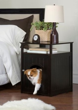 Merry Pet Litter Box Cabinet