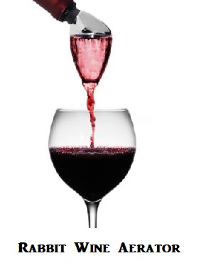 Rabbit Wine Aerator