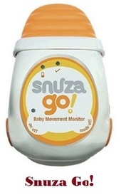 Snuza Go! Baby Breathing Monitor