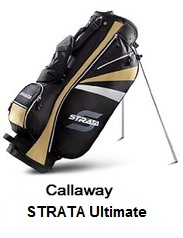 allaway STRATA Plus Golf Clubs Bag