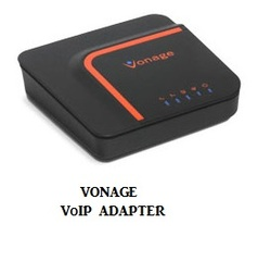 Vonage VoIP Adapter