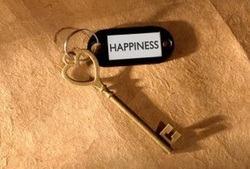 Key to happiness!