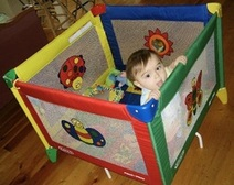 Baby/Toddler Playpen