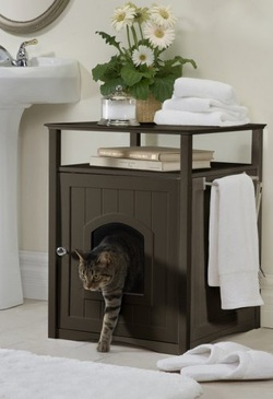 Bon Compare Cat Litter Box Cabinets: Merry Pet Vs.
