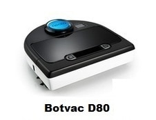 Neato Botvac D80 and D85 Vacuuming Robots