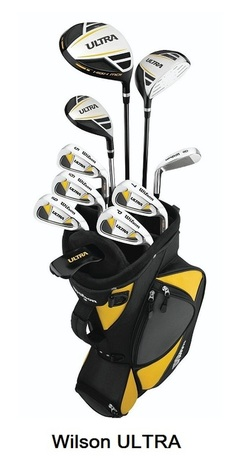 Wilson ULTRA Golf Club Set