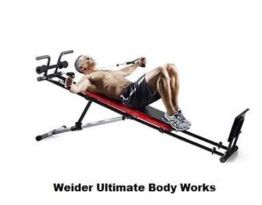Weider Ultimate Body Works Gym