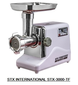 STX INTERNATIONAL STX-3000-TF Meat Grinder