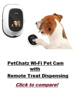Wi-Fi Pet Cameras Comparison
