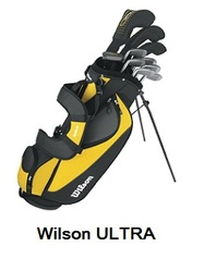 PiWilson ULTRA Golf Clubs Bag