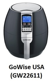 compare best air fryers philips gowise usa or avalon bay