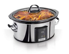 CROCK-POT SCVT650-PS Slow Cooker