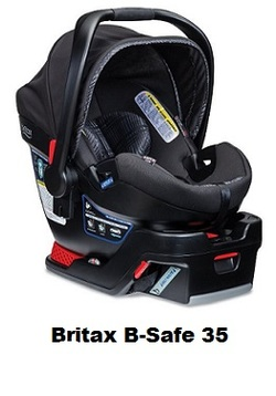 Britax B-Safe 35 Baby Car Seat