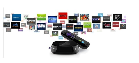 A SELECTION OF ROKU 3 CONTENT
