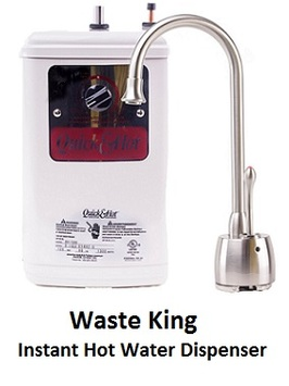 Waste King Instant Hot Water Dispenser