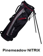 Pinemeadow NITRIX Pro Golf Clubs Bag