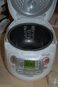 ZOJIRUSHI NS-ZCC10 Rice Cooker