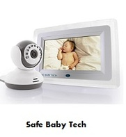 Safe Baby Tech Monitor