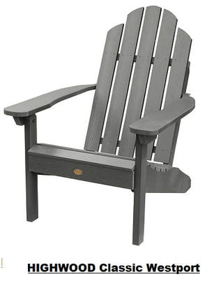 HIghwood Westport Adirondack Chair