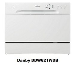 Danby DDW621WDB Dishwasher