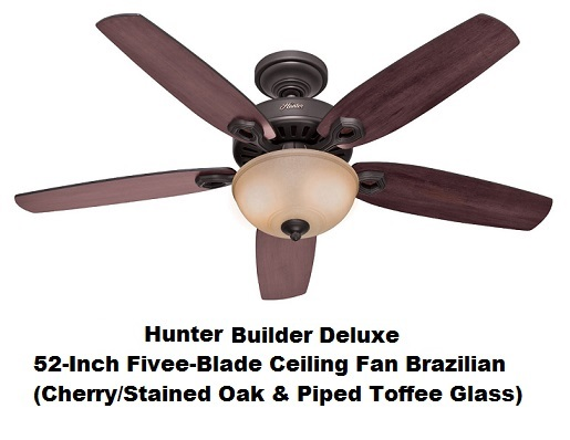 Compare 5 blade ceiling fans westinghouse comet or hunter builder photo credits hunter fan company aloadofball Gallery