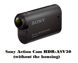 Sony Action Cam HDR-ASV30
