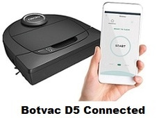 Neato Botvac D5 Connected Vacuuming Robot
