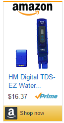 TDS Water Quality Meter