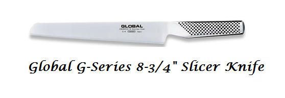 Global G-8 Slicer Knife