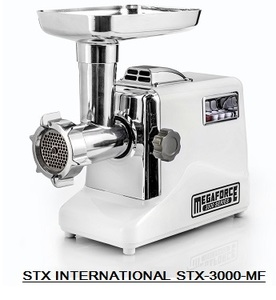 STX INTERNATIONAL STX-3000-MF Meat Grinder