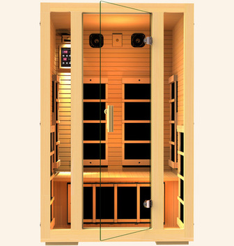 ​JNH Lifestyles Double Infrared Home  Sauna