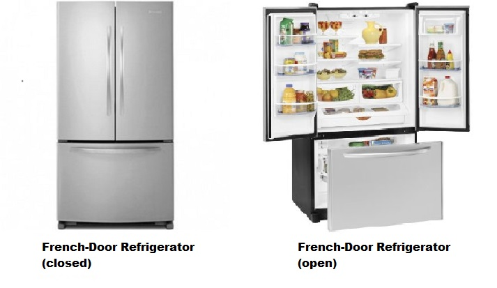 French-Door Refrigerator