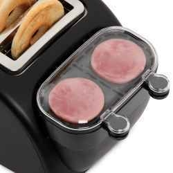 West Blend 4-Slice Egg and Muffin Toaster