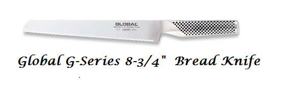 Global G-9 Bread Knife