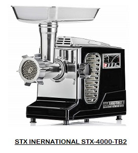 STX INTERNATIONAL STX-4000-TB2 Meat Grinder