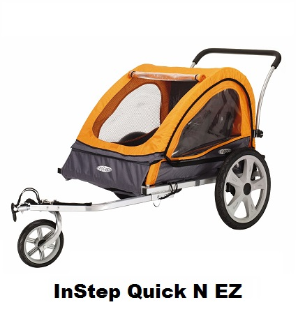 InStep Quick N EZ Bicycle Trailer