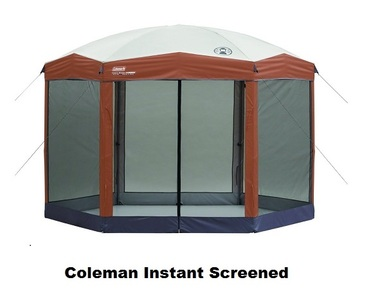 Coleman Instant Screened Screen Shelter