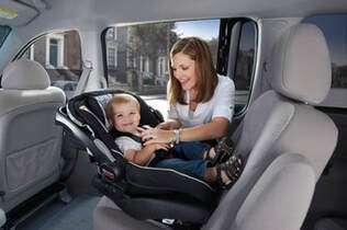 Britax Baby Safety Car Seat