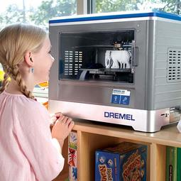 Dremel 3D20 3D Printer in Action