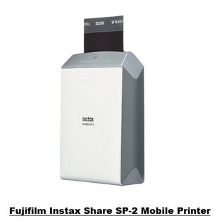 Fujifilm Instax Share SP-2 Mobile Printer