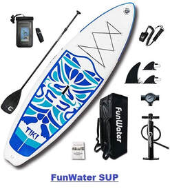 FunWater Stand Up Paddle Board