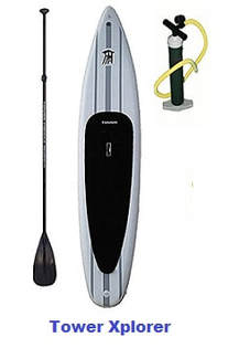 Tower Xplorer  Stand Up Paddle Board