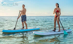 SerenaLife Stand Up Paddle Board