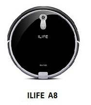 ILIFE A8 Vacuuming Robot