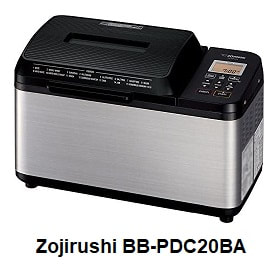 Zojirushi BB-PDC20 Bread Maker