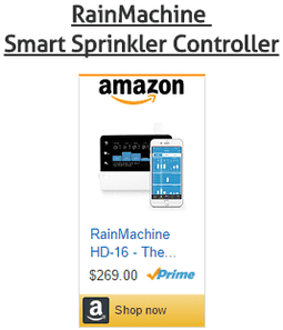 RainMachine Smart Sprinkler Controller