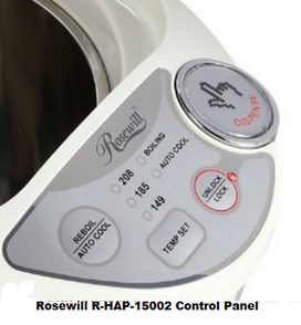 Rosewill Control Panel