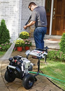 Simpson Cleaning Gas Powered Pressure Washer