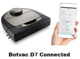 Neato Botvac D7 Connected Vacuuming Robot