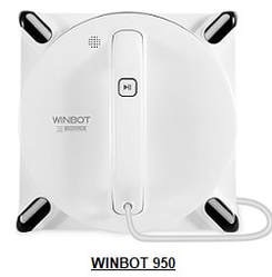 ECOVACS WINBOT 950 Window Cleaning Robot